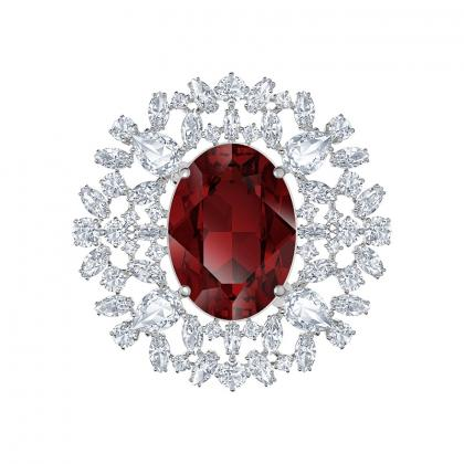 Louison broche red