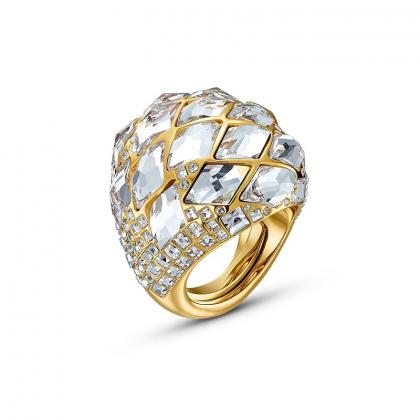 Tropical bague Stones gos taille 55-58